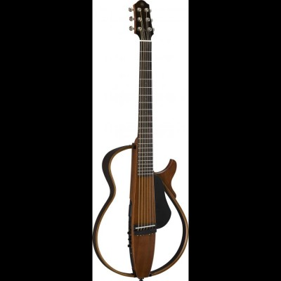 Yamaha  SLG200S Steel String Silent Guitar (Natural Finish)