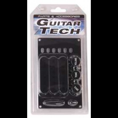 Guitar Tech Guitar Accessory Kit (Black)