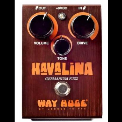 Way Huge Havalina Germanium Fuzz WHE403