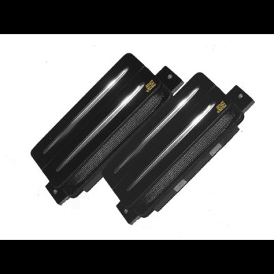 Joe Barden HB Two/Tone Set (Black)