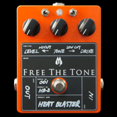 Free The Tone, Heat Blaster Distortion