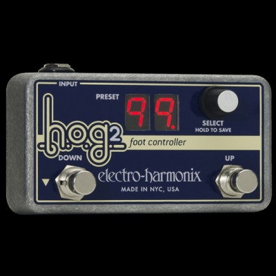 Electro harmonix HOG2 Foot Controller