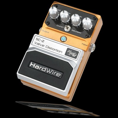 Digitech Hardwire SC-2 Valve Distortion