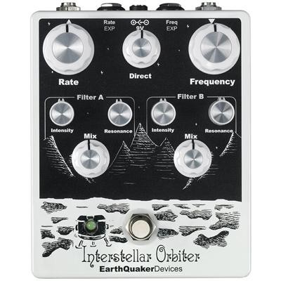 EarthQuaker Devices Interstellar Orbiter Dual Resonant Filter
