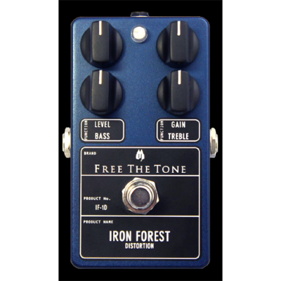 Free The Tone, Iron Forest Distortion IF-1D