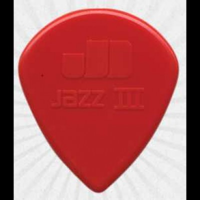 Jim Dunlop Jazz 3 Pics