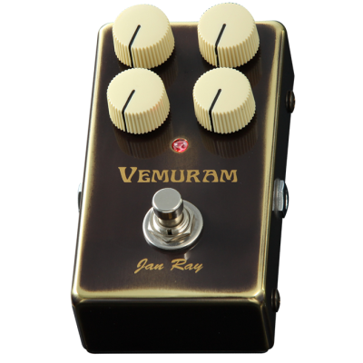 Venuram Jan Ray Boost Overdrive with large headroom