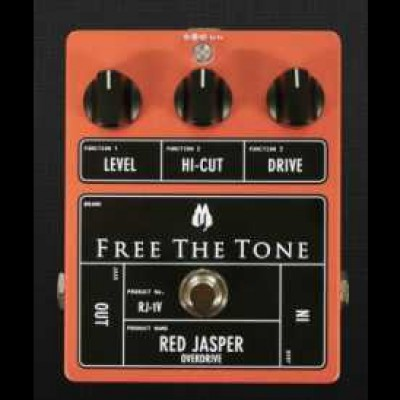 Free The Tone, Red Jasper (Overdrive) RJ-1V