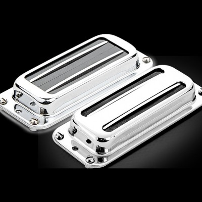 Joe Barden R-300 Style Pickups for RIC  (Black)
