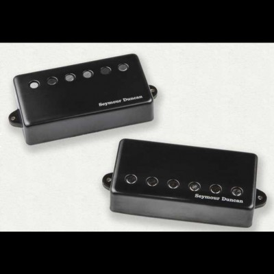 Seymour Duncan Jeff Loomis Blackouts (Set)