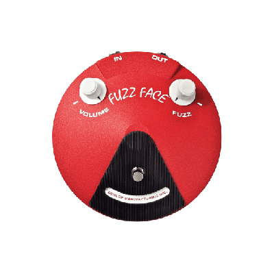 Dunlop JD-JHF3 Band of Gypsys Fuzz Face Distortion (Ltd Edition)