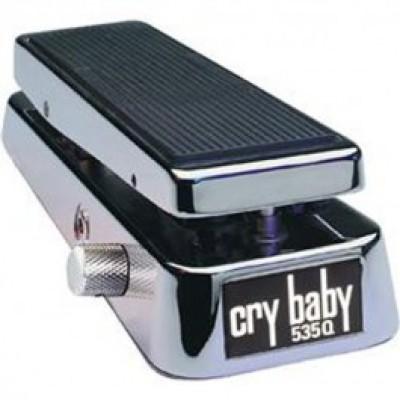 Jim dunlop Cry Baby 535Q Chrome