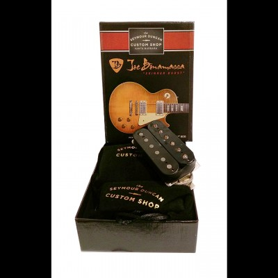 Seymour Duncan Custom Shop Joe Bonamassa Skinner Burst