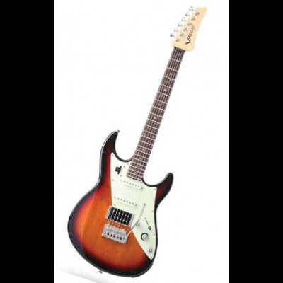 JTV-69 James Tyler Variax Guitar (3 Tone Burst)