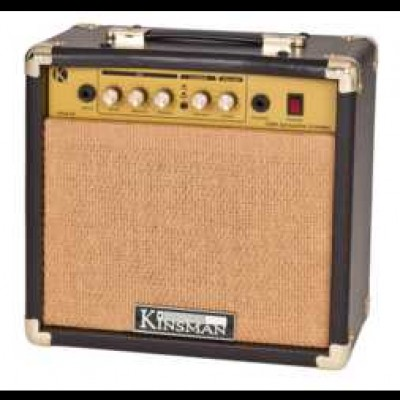 Kinsman 15 Watt Acoustic Amplifier KAA15