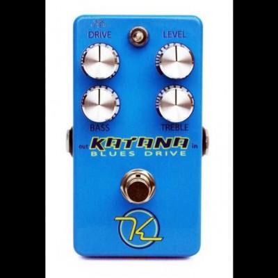 Keeley Katana Blues Drive