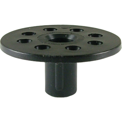 Keyway Replacement piece for octal tubes