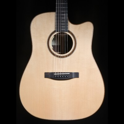 Lakewood D-31 CP - Dreadnought Model with cutaway and pickup system