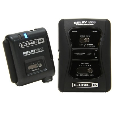 Line 6 G30 Relay Digital Guitar Wireless Guitar System
