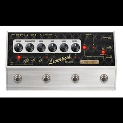 Tech 21 Liverpool Deluxe (Ltd edition)