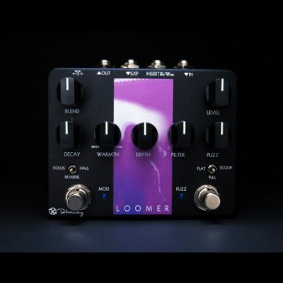 Keeley Loomer - Delay, Echo, Distortion & Overdrive, Fuzz