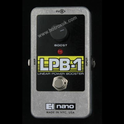 Electro harmonix  LPB-1 Linear Power Booster Preamp
