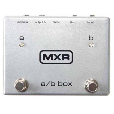 MXR A/B Box Line Selector Guitar Effect M196