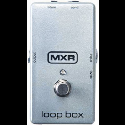 MXR Loop Box for guitar effects pedals M197