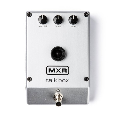 MXR Talk Box Guitar Effects Pedal JD-M222