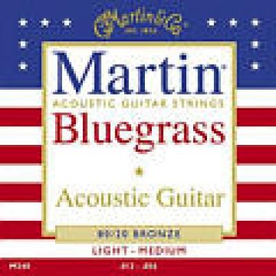 Martin Bluegrass 80/20 Bronze Acoustic 12-56