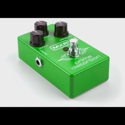 MXR M69G Prime Distortion Pedal in Green - Limited Edition