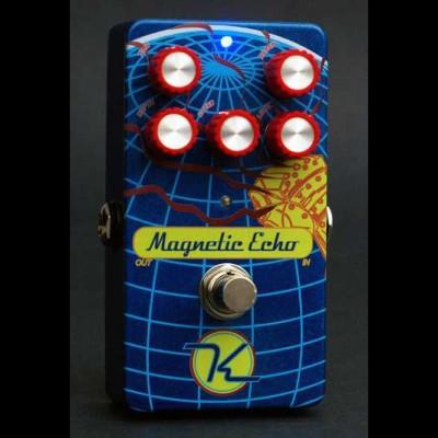 Robert Keeley Magnetic Tape Echo