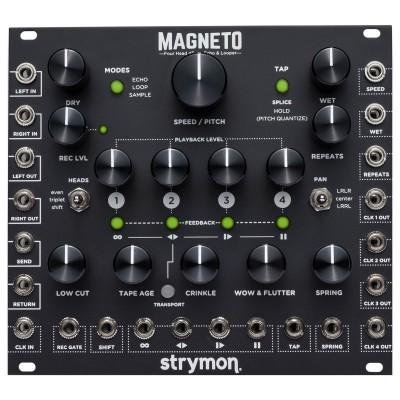 Strymon Magneto Four Head dTape Echo & Looper (28HP)