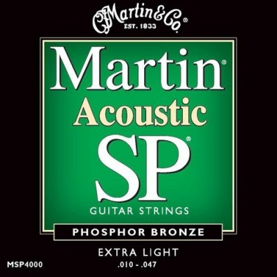 SP 92/8 Phosphor Bronze Extra Light 10-47
