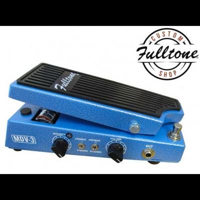 Fulltone MDV-3 Mini Deja Vibe Uni-Vibe (Custom Shop)