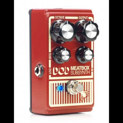 DOD Meatbox - Sub Synth Pedal