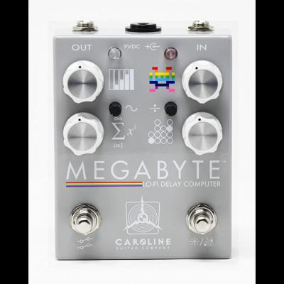 Caroline Megabyte - Lo-Fi Delay Computer