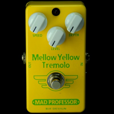 Mad Professor Mellow Yellow Tremolo Hand Wired