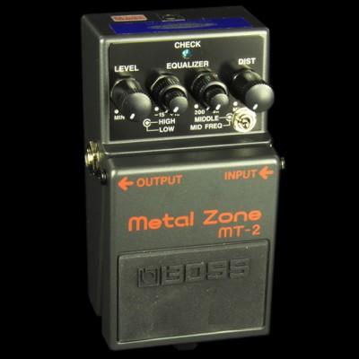 Metal Zone MT-2 Mod