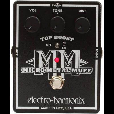 Electro Harmonix Metal Muff Distortion w/ Top Boost