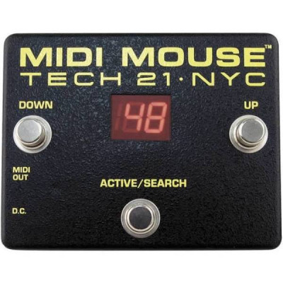Tech 21 Midi Mouse Foot Controller