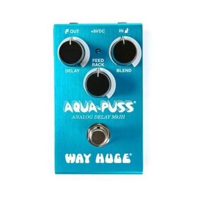 Way Huge Smalls Aqua-Puss Analog Delay