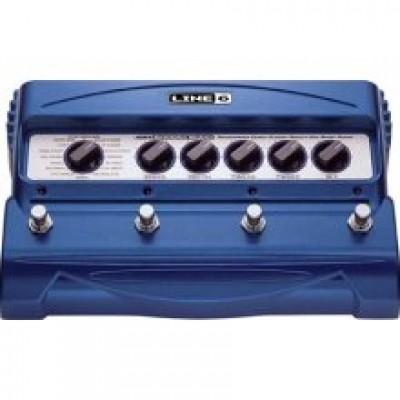 Line 6 MM4 Modulation Stompbox Modeller Guitar Effects Pedal