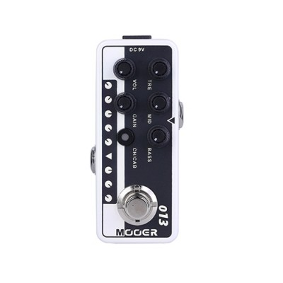 Mooer Micro Preamp 013 Match Box Pedal