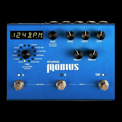 Mobius Modulation Effects Pedal