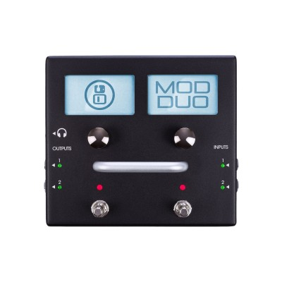 MOD Devices MOD Duo Multi-Effects Pedal