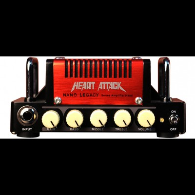 Hotone Heart Attack 5W Mini Amp