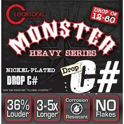 Cleartone 9460 Monster Heavy Series Drop C#