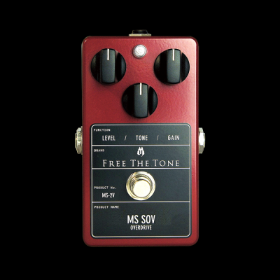 Free the Tone MS-SOV MS-2V Matt Schofield