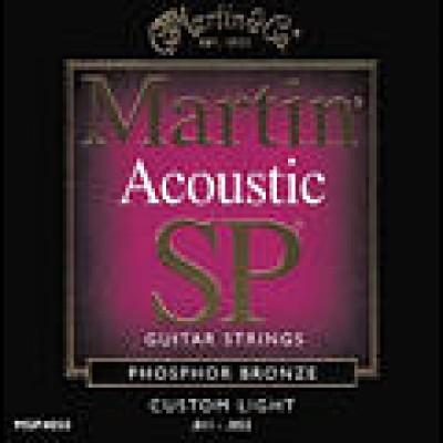 Martin SP 92/8 Phosphor Bronze Custom Light 11-52